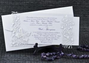 Invitatie nunta cod 1074