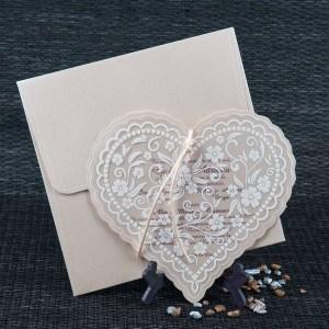 Invitatie nunta cod 1094