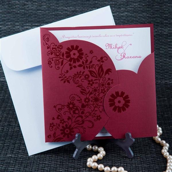 Invitatie nunta cod 1099