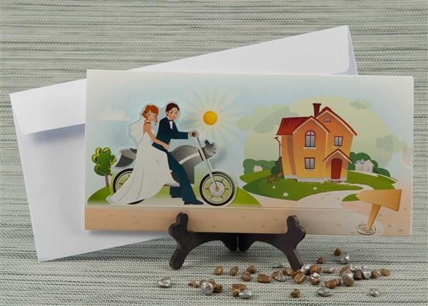 Invitatie nunta cod 20410