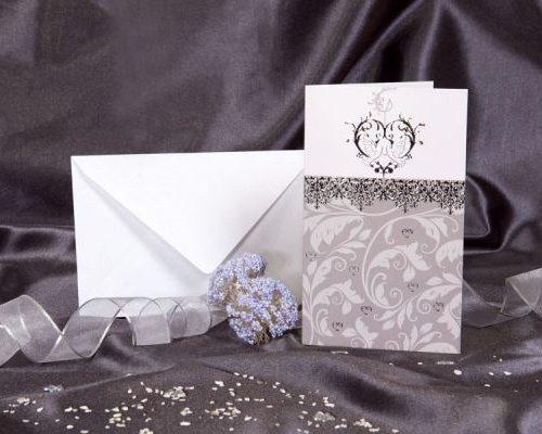 Invitatie nunta cod 30003