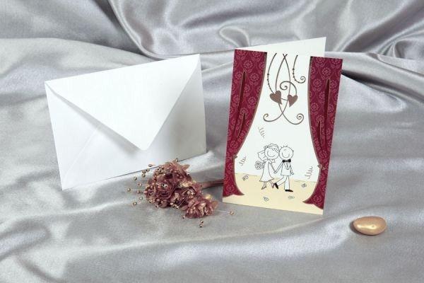 Invitatie nunta cod 30008