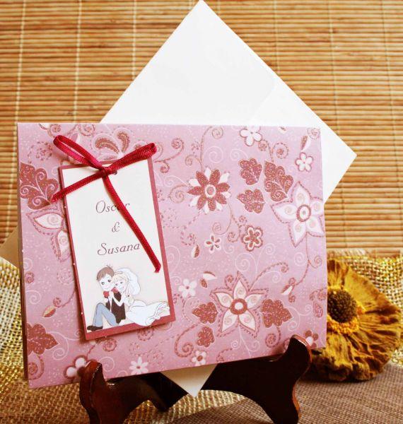 Invitatie nunta cod 32416