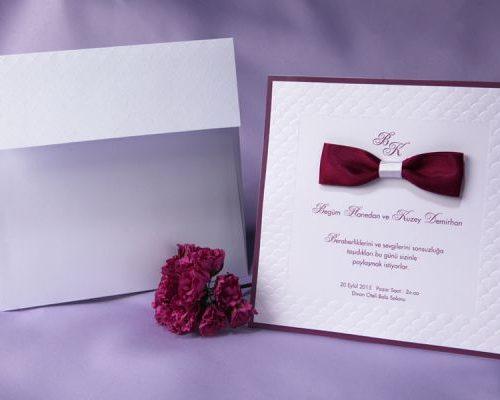 Invitatie nunta cod 50665