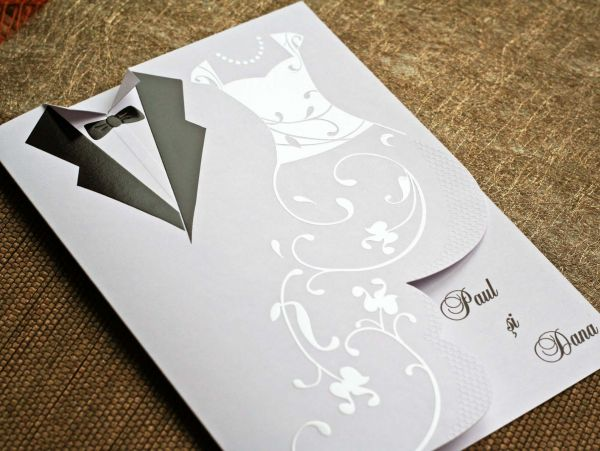 Invitatie nunta cod 70727
