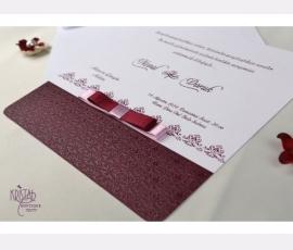 Invitatie nunta cod 70777