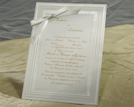 Invitatie nunta cod 70792