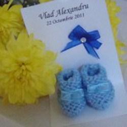 Marturie botez botosei tricotati