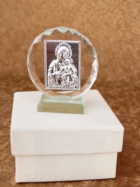 Marturie botez holograma iconita