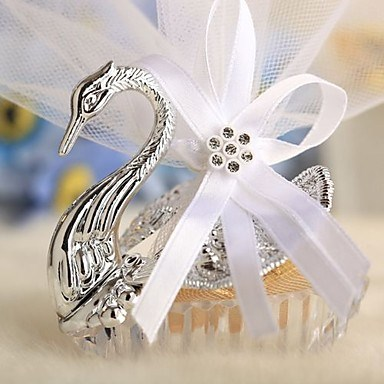 Marturie nunta lebada argintie